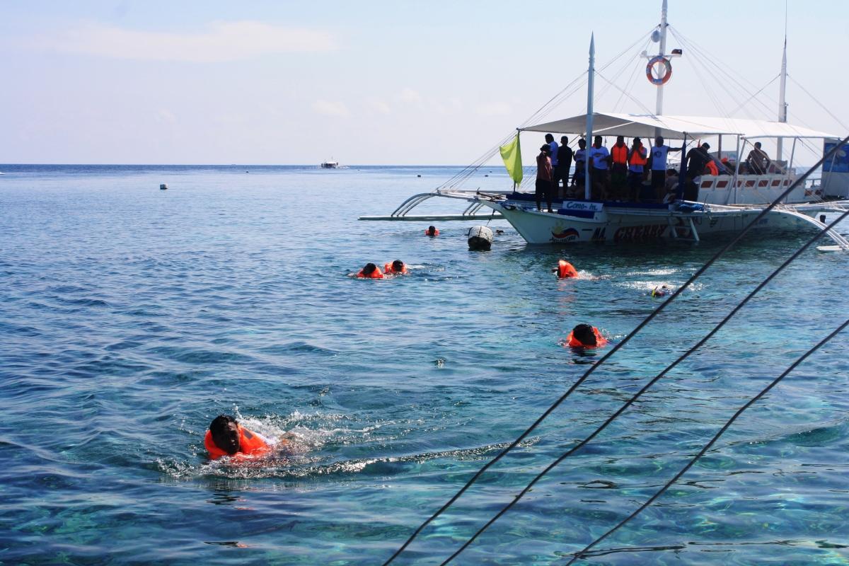 Mactan Island Hopping Escapade –Cebu